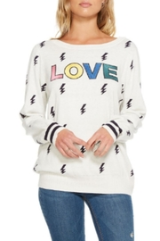 Chaser Love Sweater - Product Mini Image