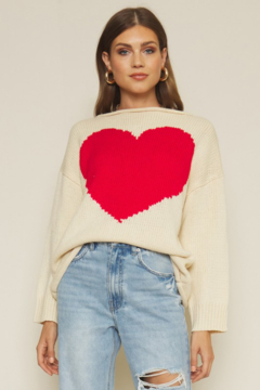 Dee Elly Love Sweater - Product List Image