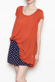 Love Shortsleeve Swing Tunic - Product Mini Image