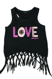 Grom Squad Love tank top - Front cropped