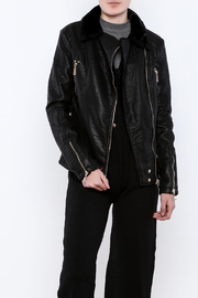 love token Moto Jacket - Product Mini Image