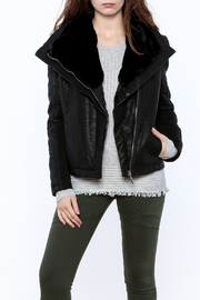 love token Jada Leather Jacket - Product Mini Image