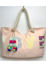 Wander Love Tote - Product Mini Image