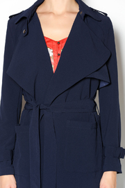 Love Tree Dressy Trench Coat - Other