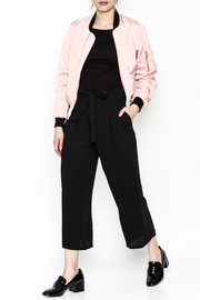 Love Tree Pink Ladies Jacket - Side cropped