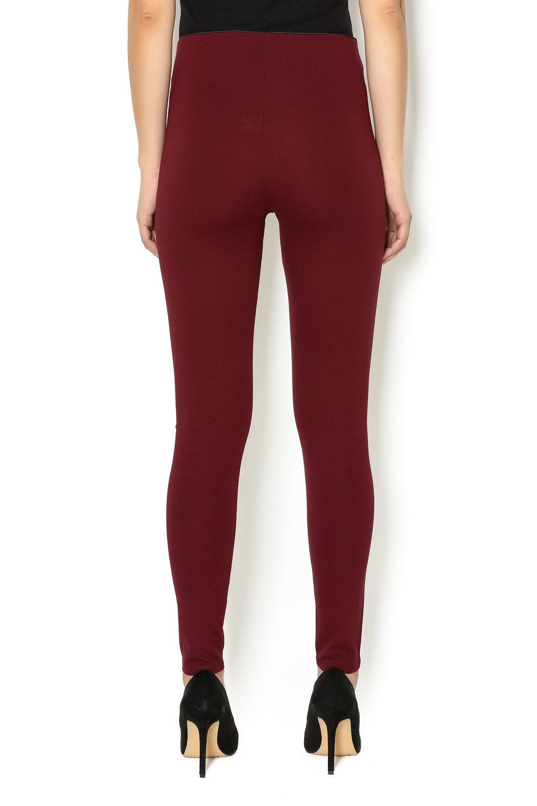 Love Tree Wine Leggings from Houston by Heiress Boutique u2014 Shoptiques