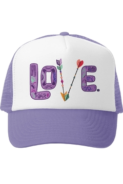 Grom Squad Love Trucker Hat - Product List Image