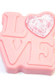 Chubby Chico Charms  LOVE Valentine Heart Soap-Love Spell - Product Mini Image