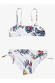Roxy Love Waimea Bralette Bikini Set - Front full body