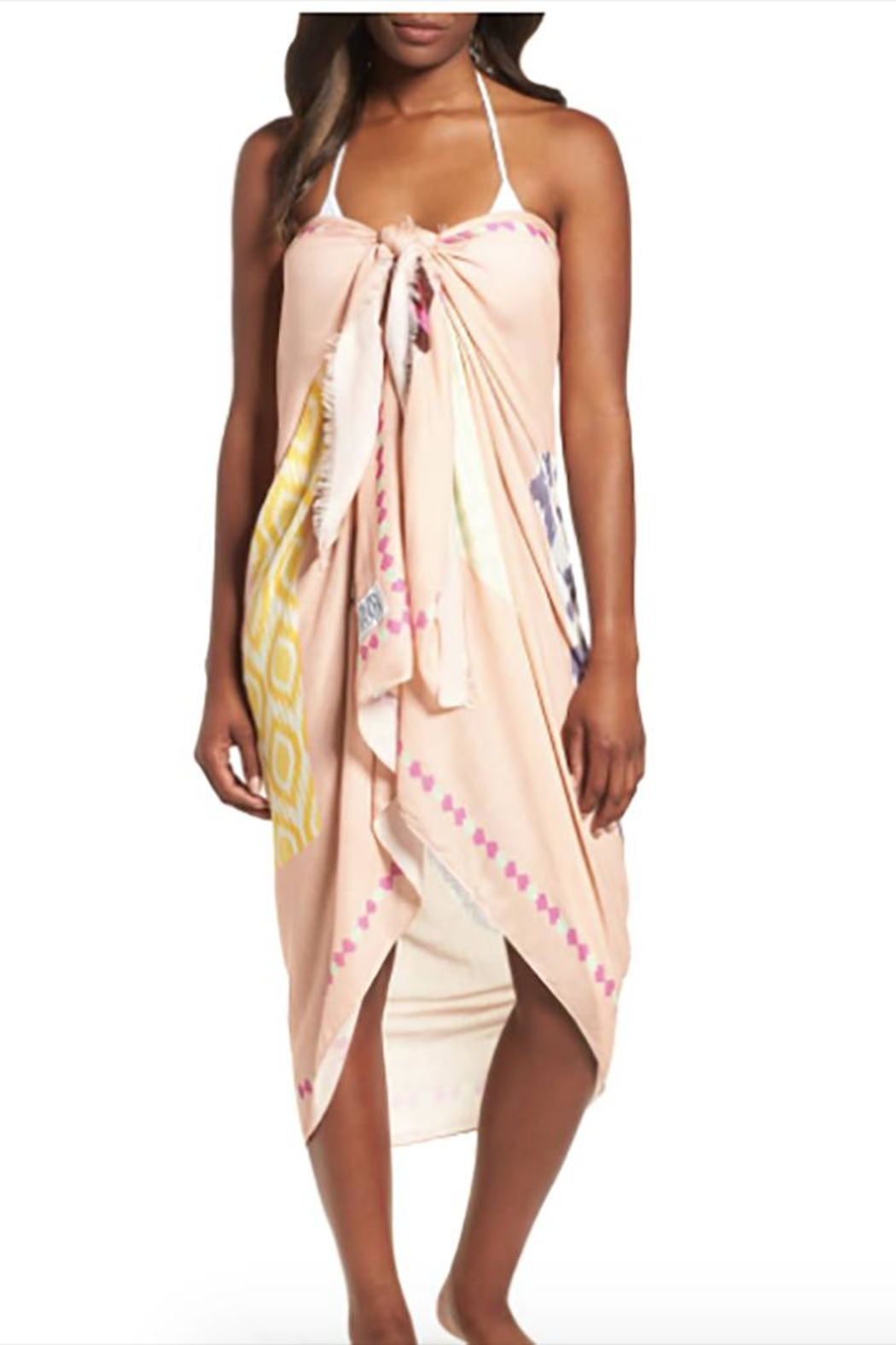 Virginia Wolf Love Wander Wrap - Side Cropped Image