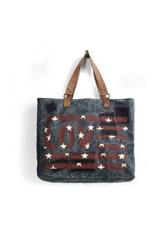 Mona B Love Weekender Tote - Product List Image
