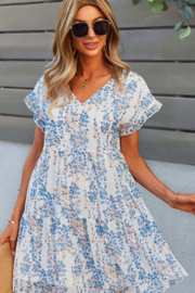 Esley  Love Whatever Dress - Front cropped