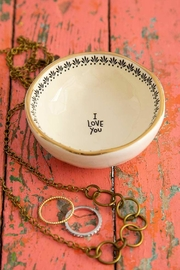 Natural Life Love You Bowl - Front cropped