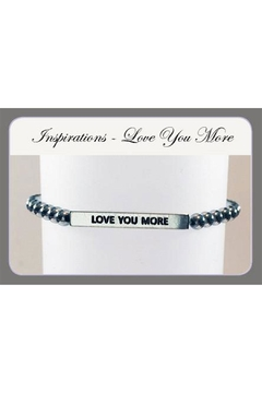 Savvy Designs Love You Bracelet - Alternate List Image