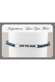 Savvy Designs Love You Bracelet - Product Mini Image