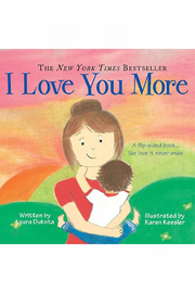 Source Books Love You More - Front cropped