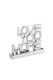 Lets Accessorize Love-You-More Sign - Product Mini Image