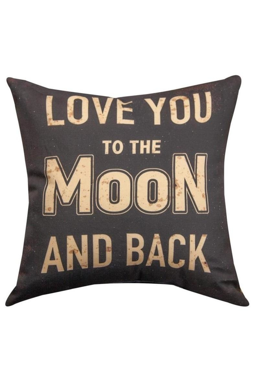 Manual Woodworkers and Weavers Love You Pillow - Front Cropped Image