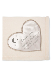 Pavilion Gift Love You To Moon Blanket - Product Mini Image