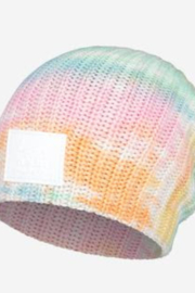 Love Your Melon Tie Dye Beanie - Front cropped