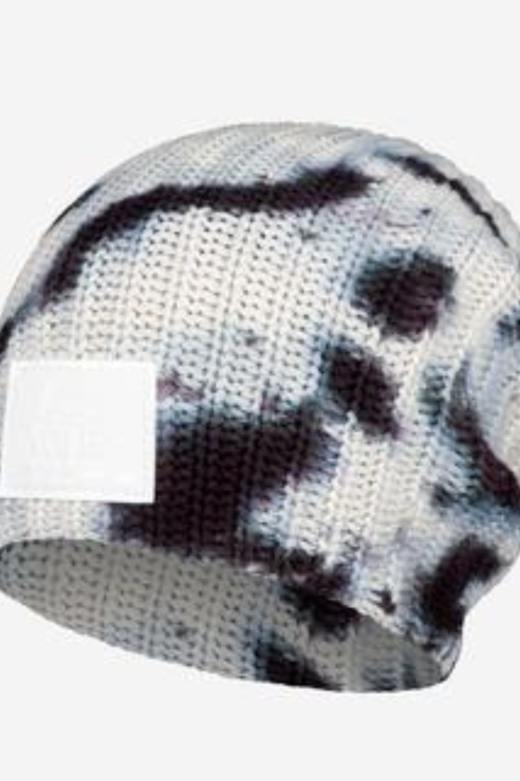 Love Your Melon Tie Dye Beanie - Front Cropped Image