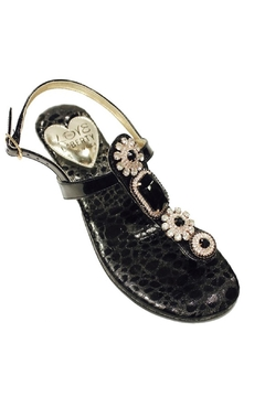 Love & Liberty Black Dress Shoe - Product List Image