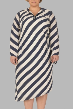 Love By Yona Hooded Getaway Dress - Product List Image