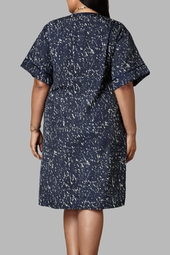 Love By Yona Wrap Shirt Dress - Alternate List Image