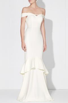 Shoptiques Product: Rosetta Gown Ivory
