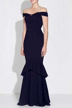 Love Honor Rosetta Gown Navy - Alternate List Image