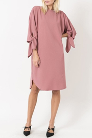 Love in  Batwing Bow Dress - Product Mini Image