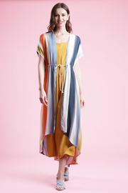 Love in  Colorful Maxi Top - Product Mini Image