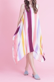 Love in  Colorful Swing Dress - Product Mini Image
