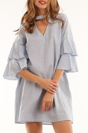 Love in  Double The Ruffle - Front full body