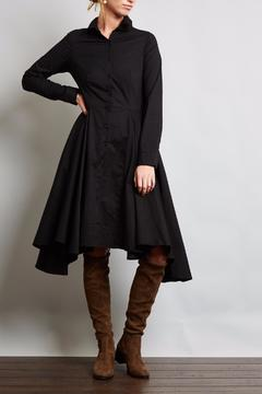 Love in  Flare Shirt Dress - Product List Image
