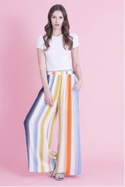 Love in  Flowy Colorful Pants - Product Mini Image