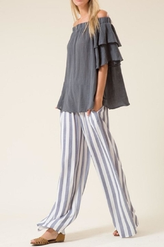 Love in  Vertical Striped Pants - Product List Image