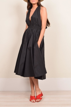 Love in  Halter Midi Dress - Product List Image