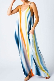 Love in  Open Shoulder Maxi-Dress - Other