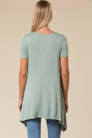 Love in  Sharkbite Tunic Top - Other