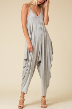 Love in  Sleeveless Harem Jumpsuit - Product List Image