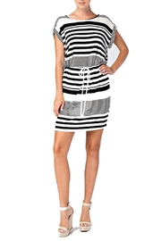 Love in  Striped Dress - Front cropped