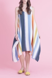 Love in  Sunset Stripe Dress - Product Mini Image