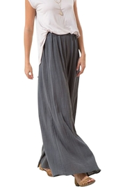 Love in  Wide Leg Cotton Pants - Other