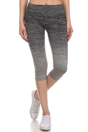 Love It Compression Yoga Leggings - Front cropped