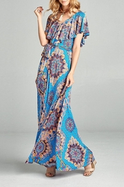 Love Kuza Boho Baroque Maxi - Product Mini Image