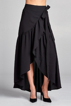Love Kuza Frilled Wrap Skirt - Product List Image