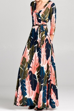 Love Kuza Fall Maxi Dress - Product List Image