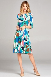 Love Kuza Petals Venechia Dress - Product Mini Image