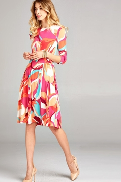 Love Kuza Petals Venechia Dress - Product List Image